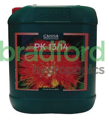 CANNA PK 13/14 5 Litre Boost Flowering Stimulater Pk 13 14 5L NFT Bigger Yields