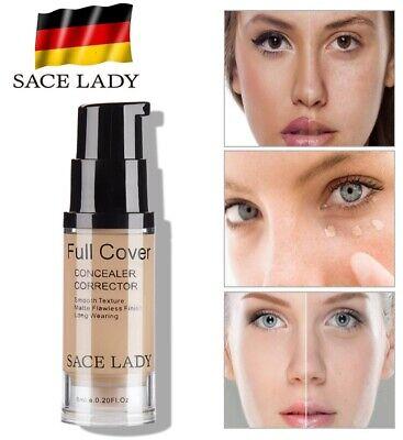 Make-up Corrector (NEU! SACE LADY Foundation Grundierung Concealer Langhaltend Deckend Corrector)
