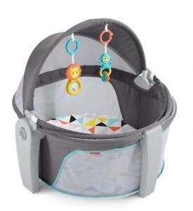 NEW Fisher-Price On-The-Go Baby Dome Condition: New