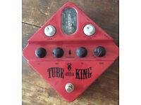 Ibanez Tube King Tube Guitar Distortion Pedal - Real Tube sounds!