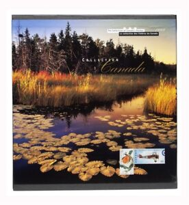 Canada post 1999 Stamp book new