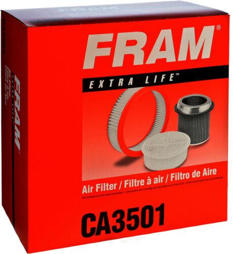 FRAM CA3501 Extra Guard Rigid Round Air Filter