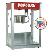 Paragon 8 oz Popcorn Machine