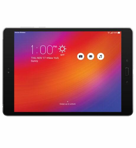 New ASUS ZenPad Z10 ZT500KL 32GB Charcoal Black Verizon