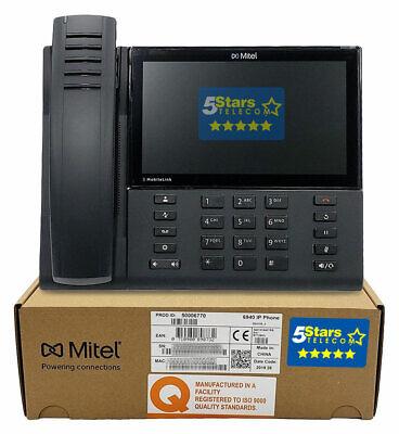 Mitel Mivoice 6940 Ip Phone 50006770 - Brand New 1 Year Warranty