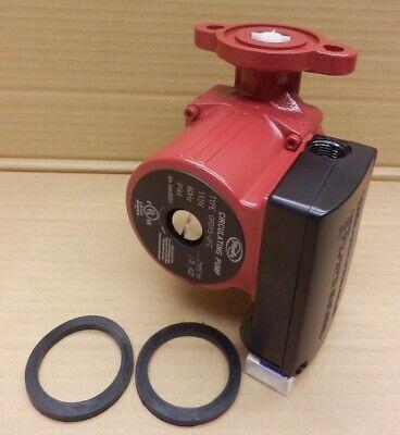 Gpd15-2fc Circulator Pump 115v Maxflow 8 Gpm Maxhead 5.5 Ft.