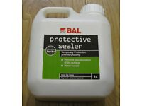 New Bal protective tile sealer Temporary protection before grouting 1 litre