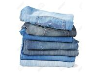 joblot 10 mens/womens jeans