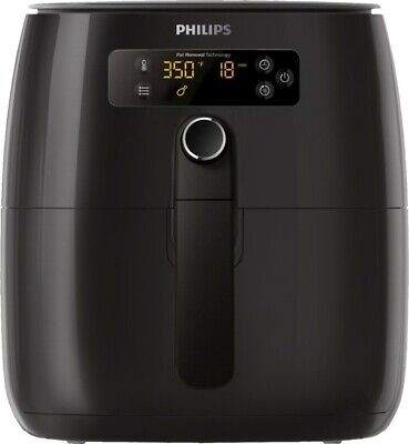 New Philips Premium TurboStar (1.8lb/2.75qt) Digital Airfryer - HD9741/96