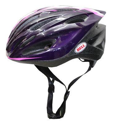 Bell Radhelm Solar Púrpura 54-61 cm Casco Mujer Bicicleta de MD18