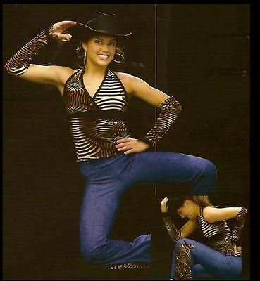 These Boots Are Made For Walkin Dance Costume Cowgirl New Clearance Child - Cowgirl Outfit For Kids