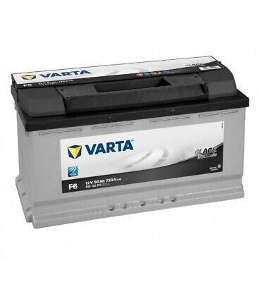 Batería Varta F6 - 90Ah 12V 720A. 353x175x190