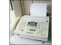 Fax, Telephone and Answer Machine - Panasonic KX-F1830E