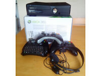 Xbox 360 Slim + 73 Games + Extras
