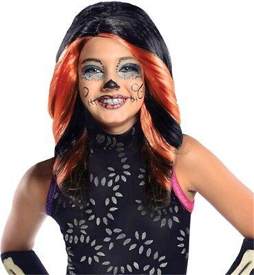 Skelita Calaveras Child Wig - Skelita Halloween Wig