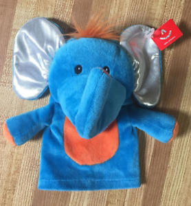 Puppet - New with Tags - Aurora Elephant Brights