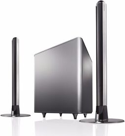 Samsung HW-E551 Soundbar with Active Wireless Subwoofer - 2.1 Channel