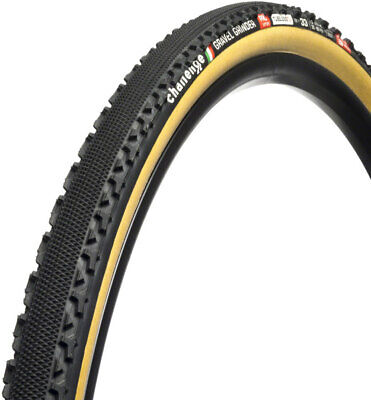 Clement 1or 2PK Donnelly LAS SemiKnob TUBULAR 700x33 Fold Cyclocross Bike Tire