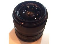 Sony E-Mount 35mm f1.8 Lens - £325