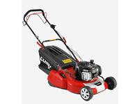 """Roller drive lawnmower 18"""" lawn mower"""