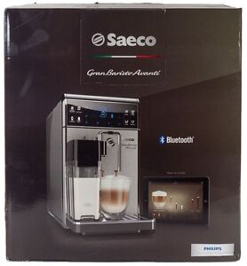 Saeco GranBaristo Avanti HD8967/47 new in the box
