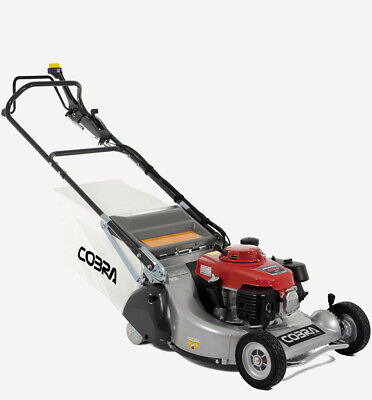 Cobra RM53SPH-PRO Self Propelled Petrol Rear Lawn Mower PROFESSIONAL HONDA