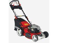Cobra MX514COBRA SPB petrol 4-in-1 lawnmower is powered by a Briggs & Stratton
