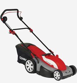 garden Electric Mower 1800 watt with rollor and mlching