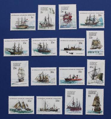 AAT (L37-L52) 1974-1981 Ships singles set