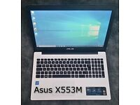 Acer X553M laptop with 12 MONTHS WARRANTY REFURBISHED