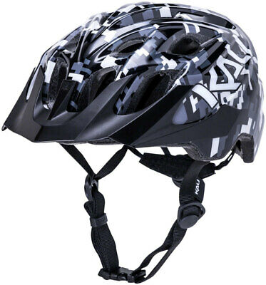 Kali Protectives Chakra Youth Helmet - Pixel Black Youth One