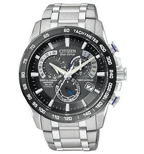 Citizen Eco-Drive Mens Chronograph Watch