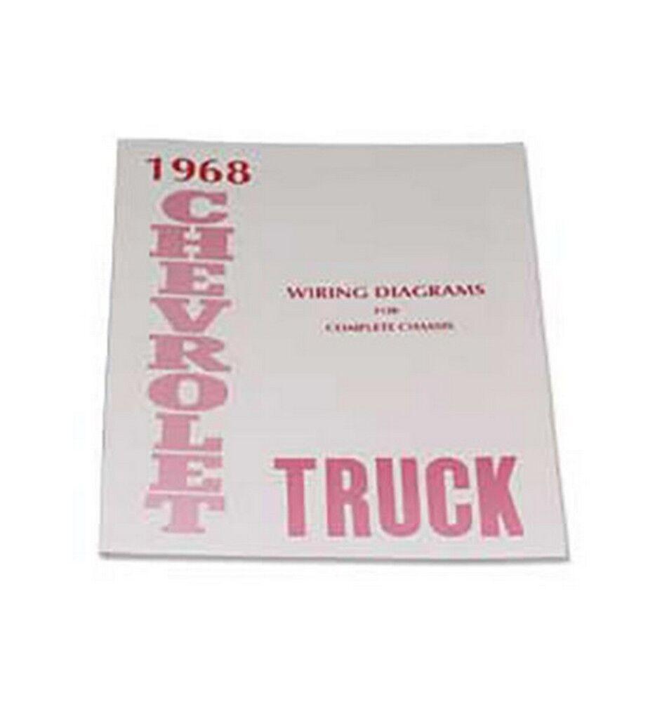 1968 Chevy Truck Wiring Diagram