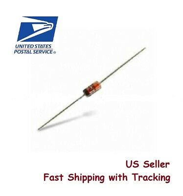 20 Pcs Germanium Diode 1n34a 1n34 In34a Do-35 - Us Seller Fast Ship W Tracking