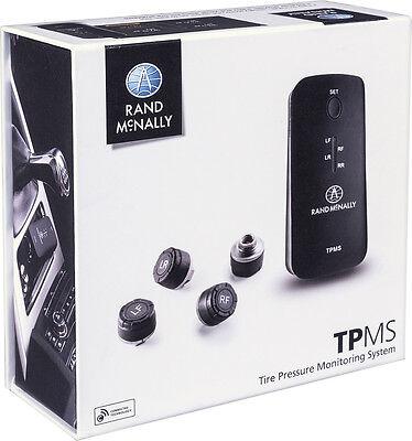 Rand McNally - Tire Pressure Monitoring System
