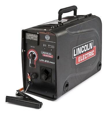 Lincoln Ln-25 Pro Wire Feeder Welder Standard K2613-5