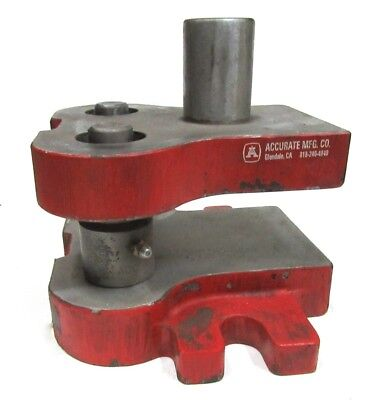 New Accurate 0404m1 Punch Press Die Set