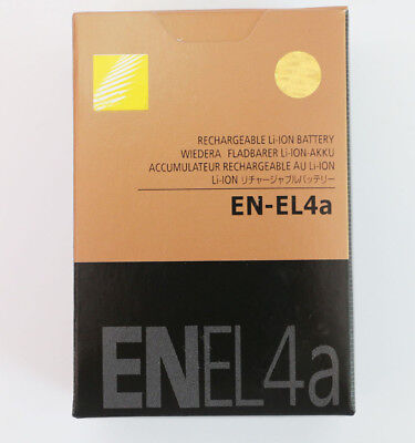 EN-EL4a Li-Ion battery for Nikon D2xs D3 D3S D3X F6 Camera
