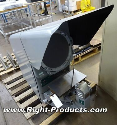Jones Lamson Tc-14 Optical Comparator Measuring Machine