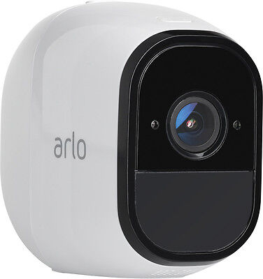 Arlo Pro Security Camera – Add-on Rechargeable Wire-free Hd Camera With Audio (base Station Not Included), Indoor/outdoor, Night Vision (vmc4030)