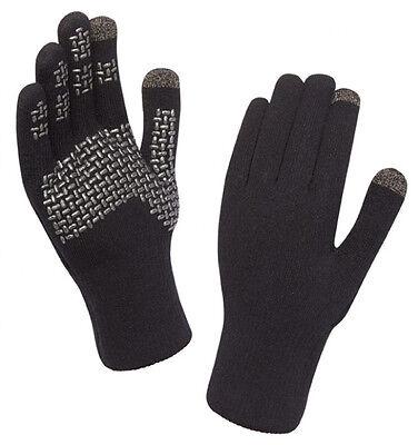 Sealskinz Ultra Grip Touchscreen 100% Waterproof Unisex Gloves
