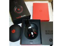 BEATS BY DRE STUDIO IN NEW CONDITION