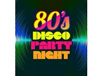 80's DJ available for Pubs, Private parties, Corporate events in London