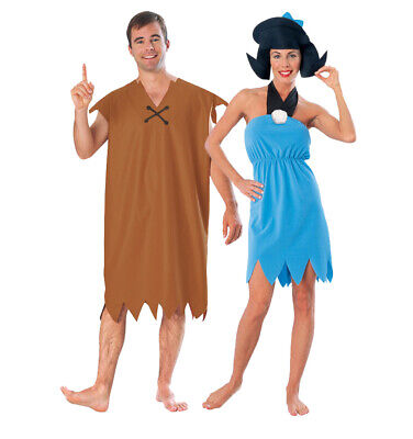 Barney and Betty Rubble Costume Set](Barney And Betty Costumes)