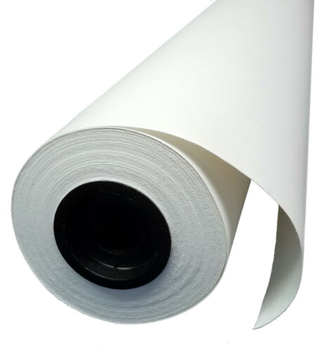"Eco-Solvent Matte Poly printing Canvas Roll 44""x60"