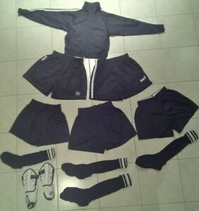 Kid's Soccer Shorts / Jacket / Socks