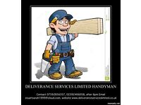 Handyman, Gutter vacuum clearing, property maintenance