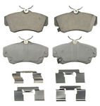 Wagner Qc841 Front Ceramic Brake Pads