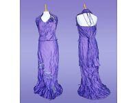 Beautiful ladies designer evening wear