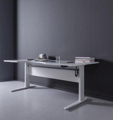 schreibtisch elektrisch hohenverstellbar gebraucht kaufen. Black Bedroom Furniture Sets. Home Design Ideas